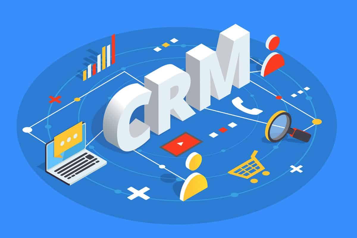 Запуск собственной системы CRM для ПК и мобильных приложении